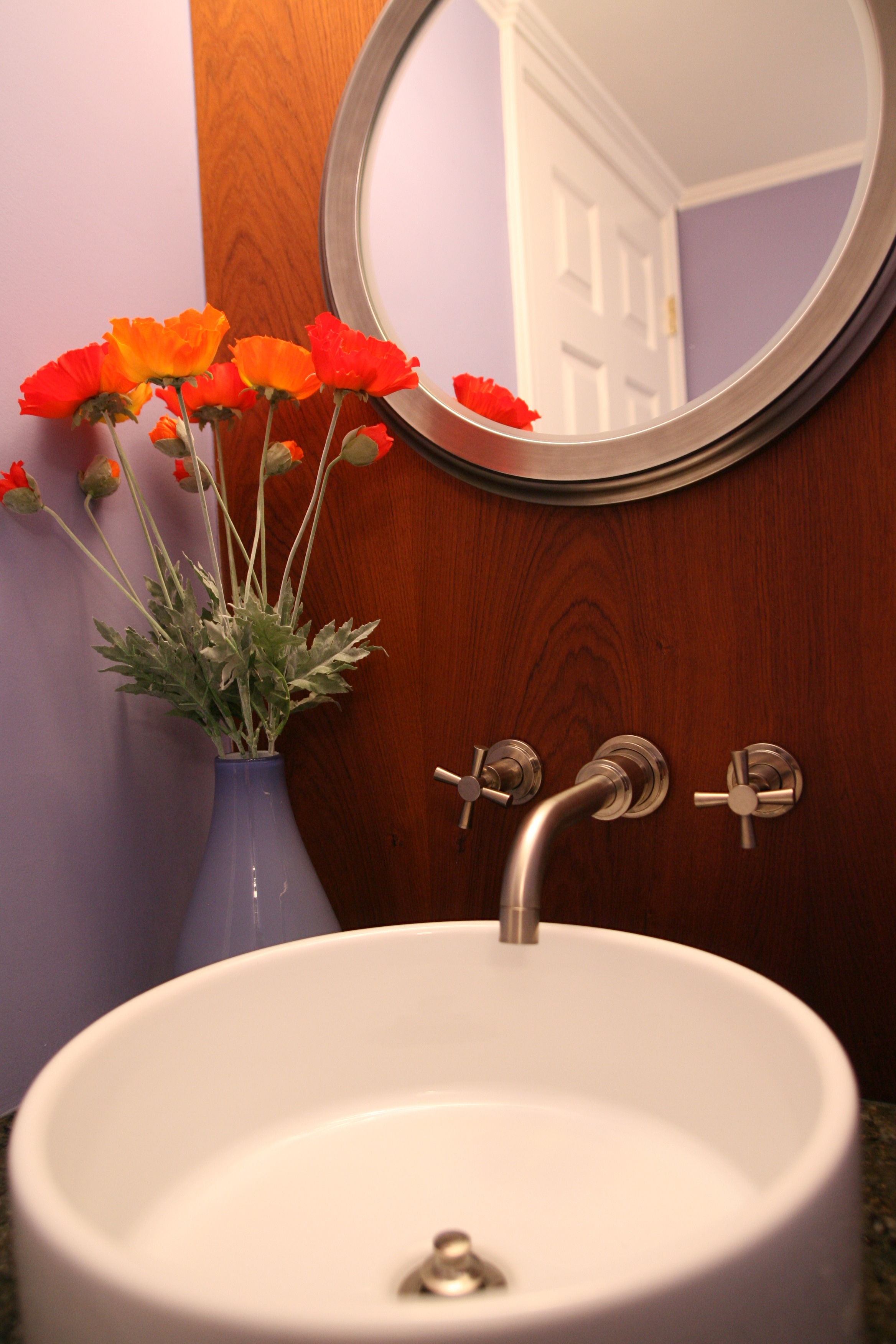 Go With the Flow Specifying plumbing fixtures that save water